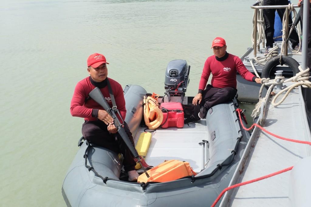 ฝึกทบทวนยุทธวิธีทางเรือ วันที่ 6 ก_12.พ.63 ณ กก.7 ฯ_