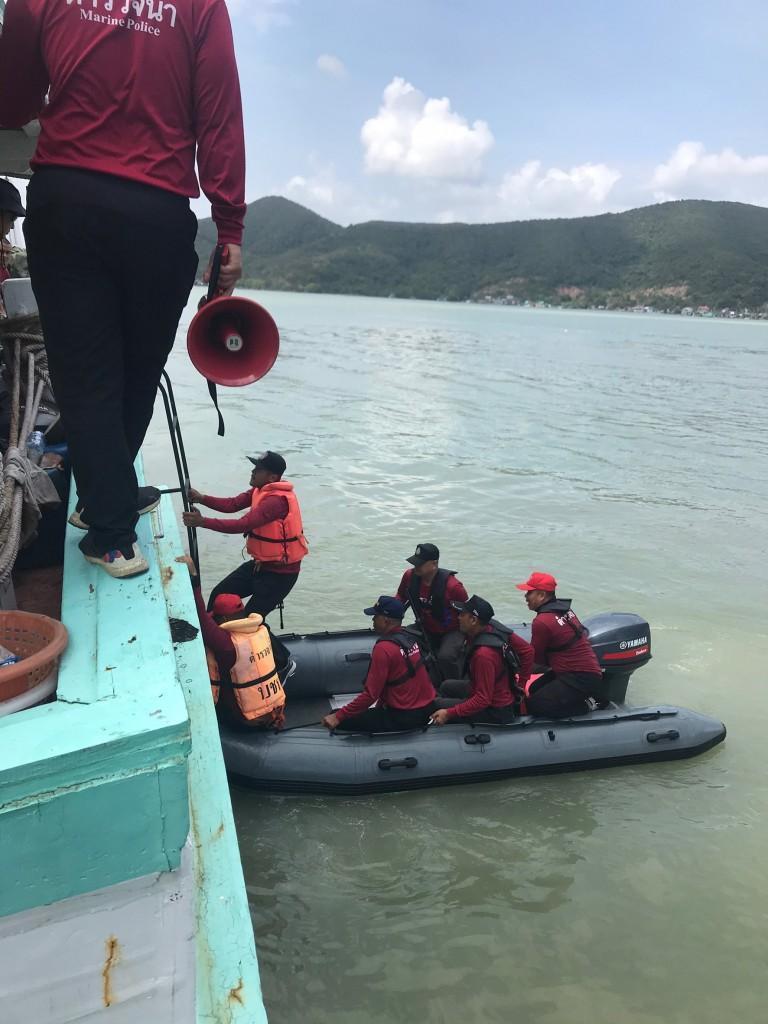 ฝึกทบทวนยุทธวิธีทางเรือ วันที่ 6 ก_4.พ.63 ณ กก.7 ฯ_