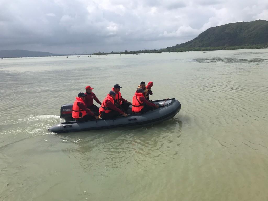 ฝึกทบทวนยุทธวิธีทางเรือ วันที่ 6 ก_9.พ.63 ณ กก.7 ฯ_